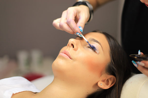Haarlounge Wimpernlifting